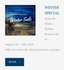 Playa Azul – Golf Scuba Spa