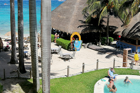 Hotels For Golfers In Cozumel